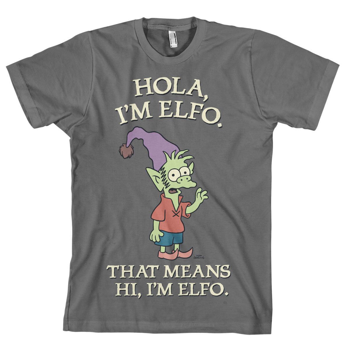 Hola, I'm Elfo T-Shirt