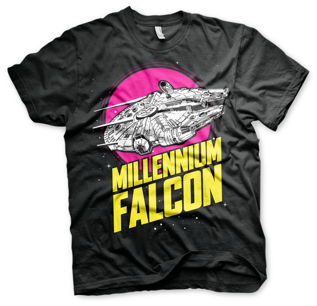 Millennium Falcon Retro T-Shirt