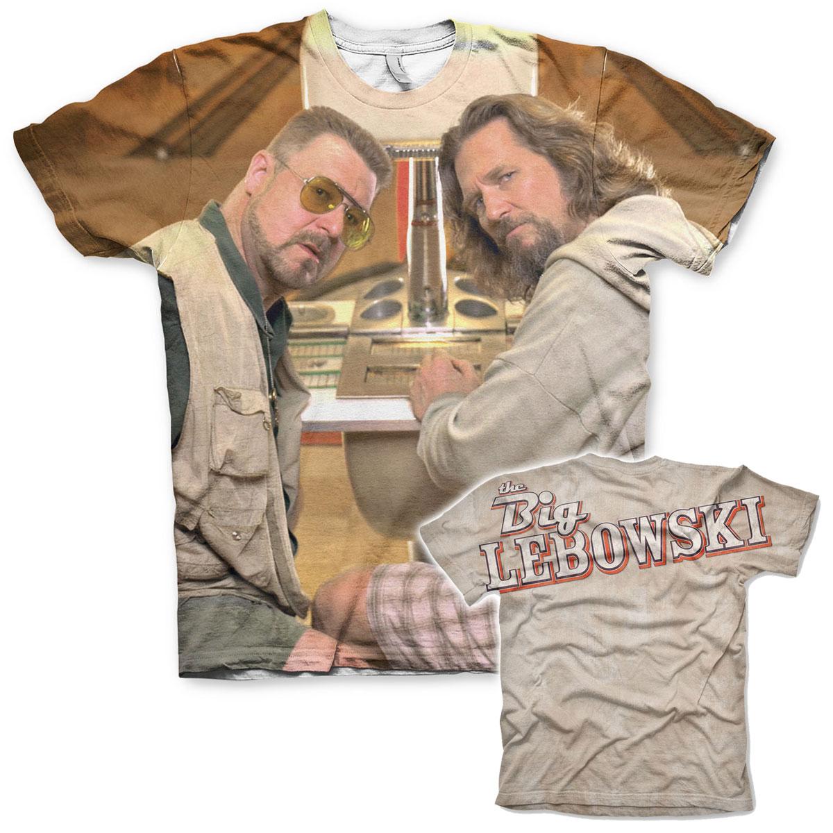 Big Lebowski Allover T-Shirt