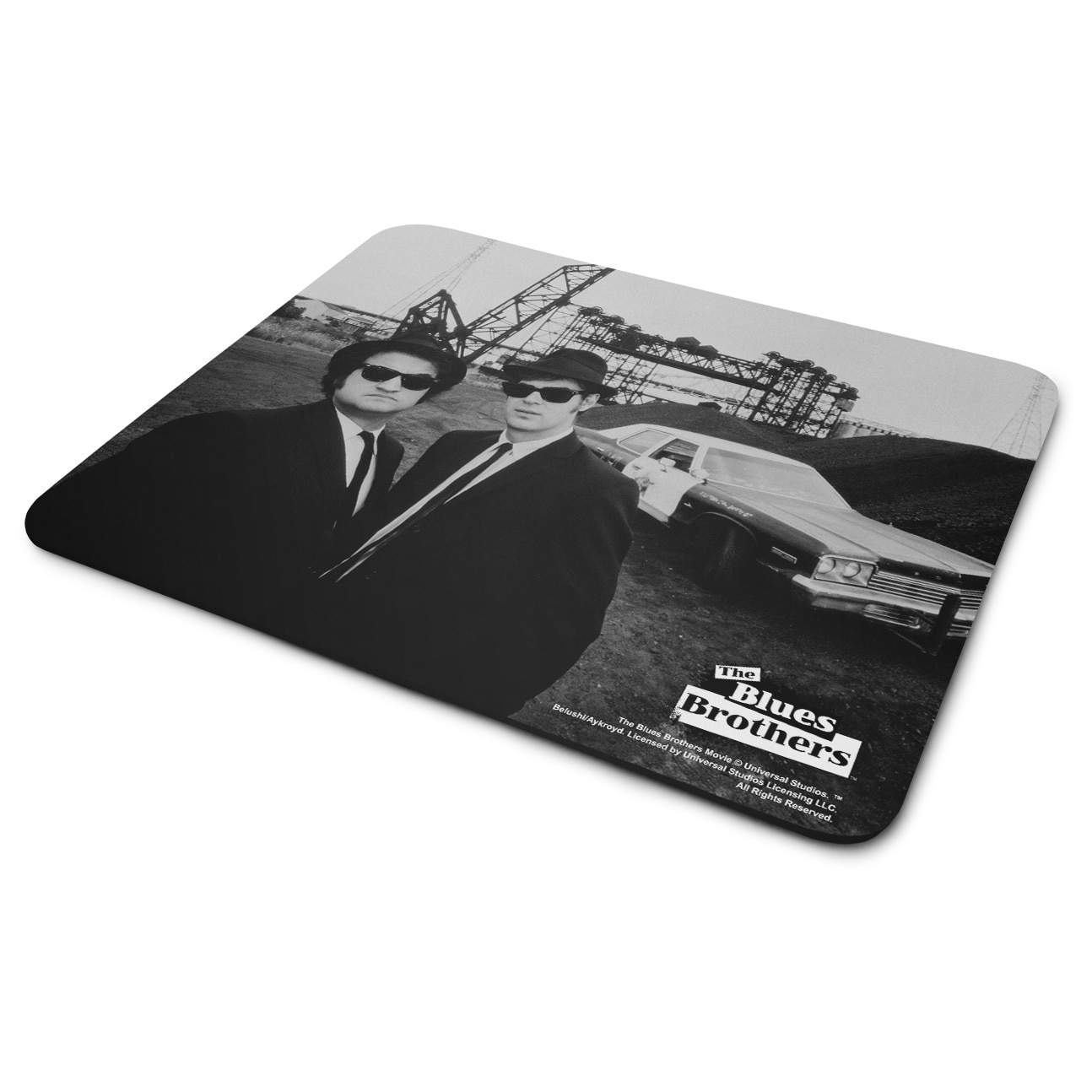 The Blues Brothers Mouse Pad 3-Pack