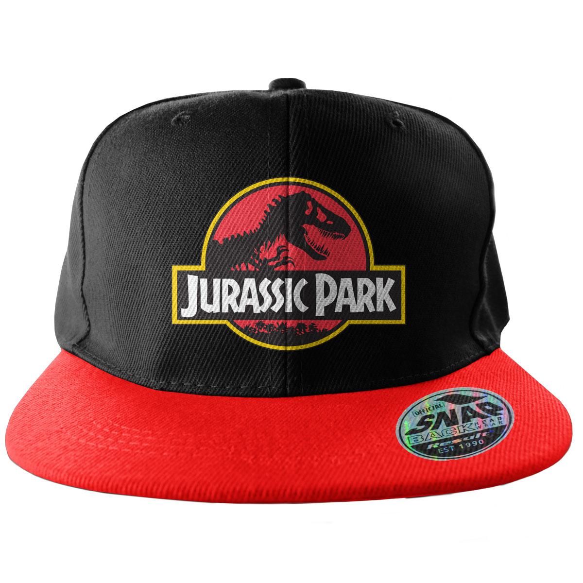 Jurassic Park Snapback Cap