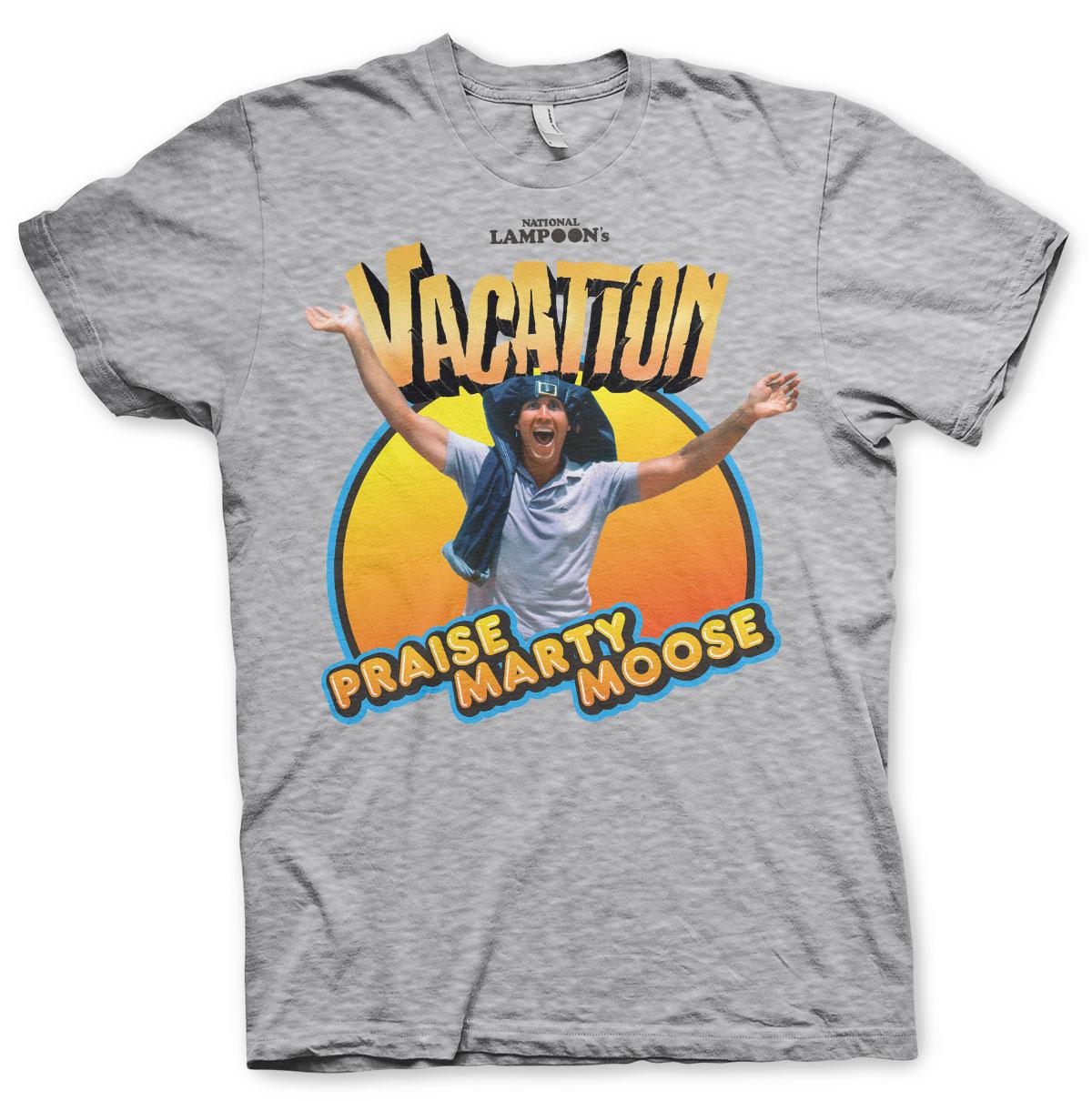 Praise Marty Moose T-Shirt