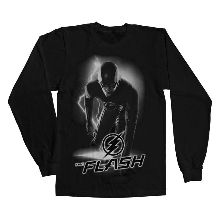 The Flash Ready Long Sleeve T-Shirt
