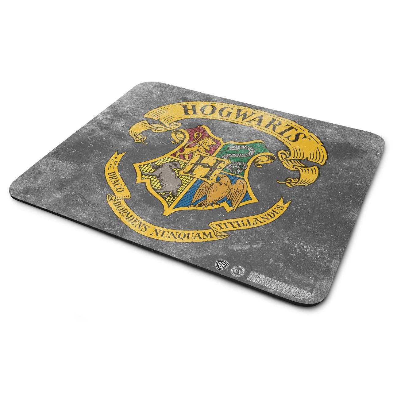 Hogwarts Crest Mouse Pad 3-Pack