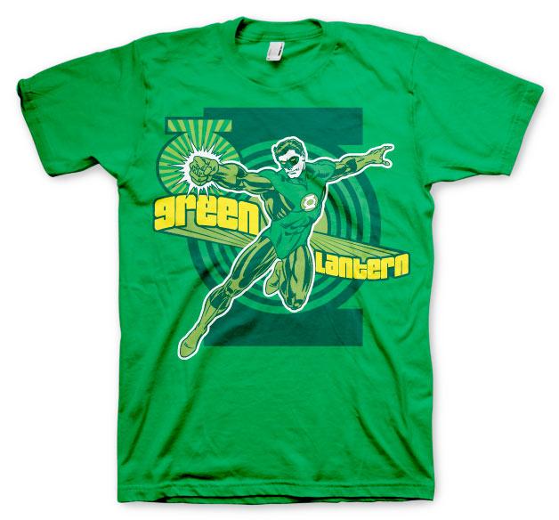 Green Lantern Classic Tee