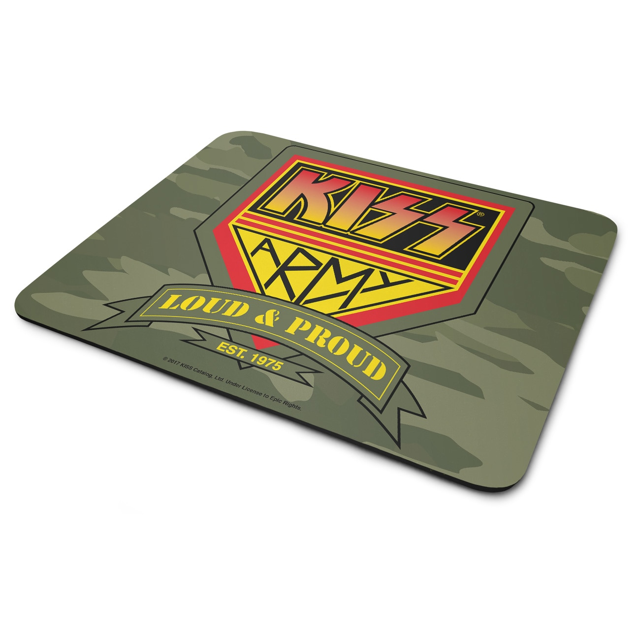 KISS ARMY Mouse Pad 3-Pack