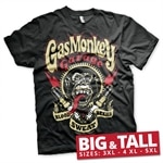 Gas Monkey Garage - Spark Plugs Big & Tall T-Shirt