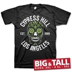 Cypress Hill - Sugar Skull Big & Tall T-Shirt