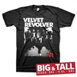 Velvet Revolver Big & Tall T-Shirt