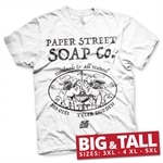 Fight Club - Paper Street Soap Company Big & Tall T-Shirt